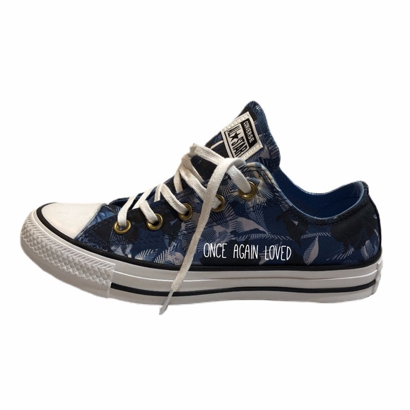 NEW Converse Hawaiian Print